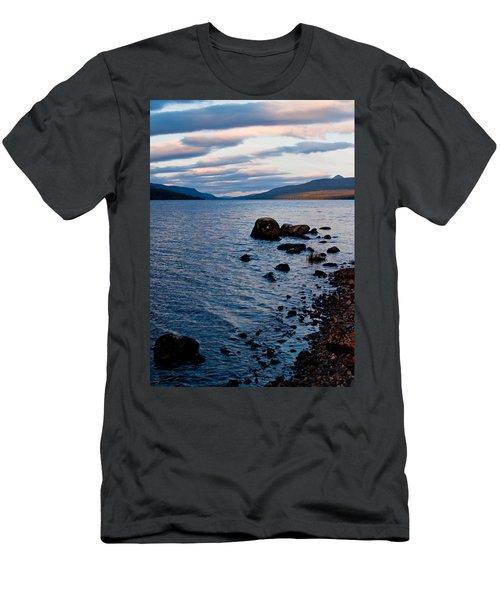 Evening On Loch Rannoch Men's T-Shirt (Athletic Fit)