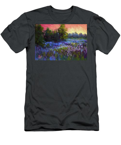 Evening Serenade Men's T-Shirt (Athletic Fit)