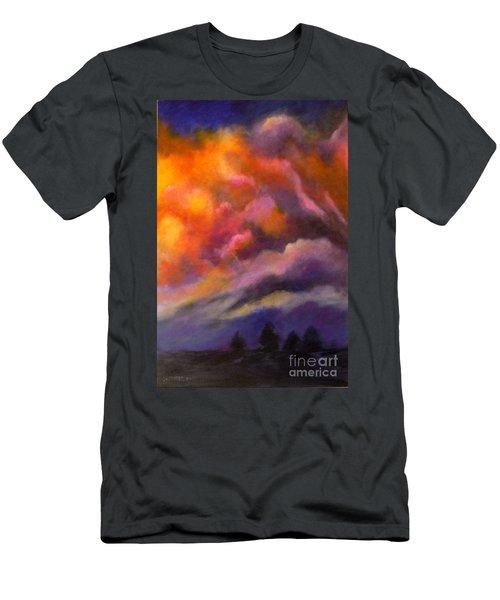 Evening Symphony Men's T-Shirt (Athletic Fit)