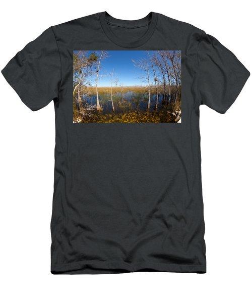 Everglades 85 Men's T-Shirt (Slim Fit) by Michael Fryd