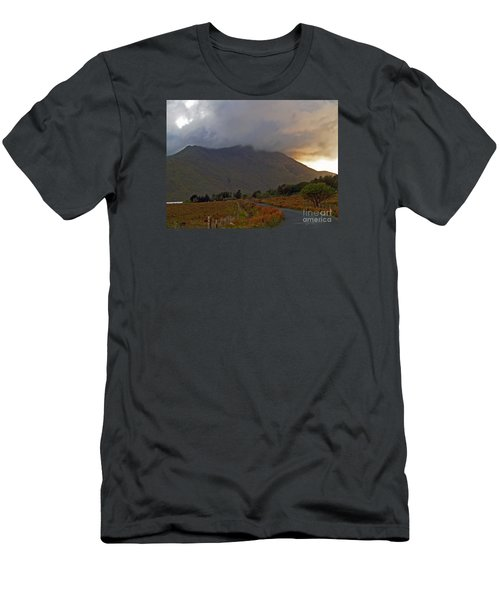 Every Cloud Has A Silver Lining Men's T-Shirt (Athletic Fit)