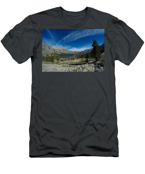 Evolution Valley Men's T-Shirt (Athletic Fit)