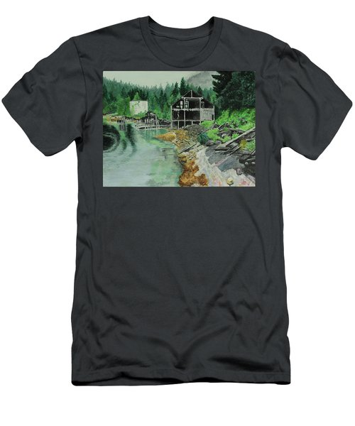 Ex-cannery Men's T-Shirt (Athletic Fit)