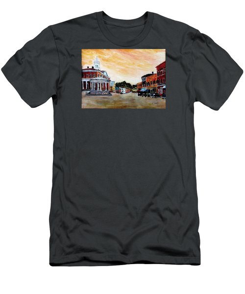 Exeter Nh Circa 1920 Men's T-Shirt (Athletic Fit)