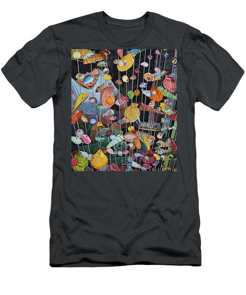 Exotic Seashells For Sale Men's T-Shirt (Athletic Fit)