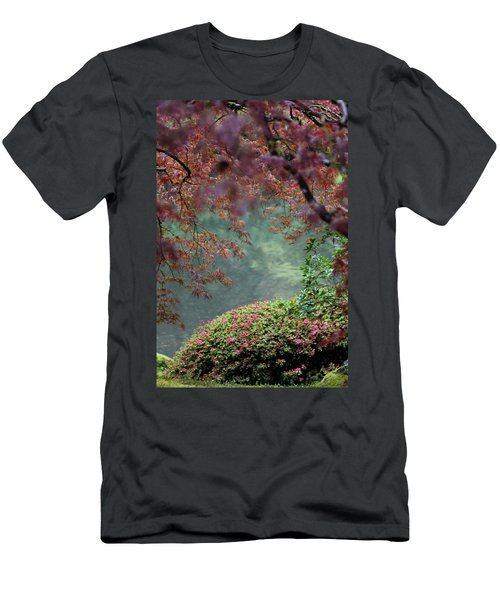 Men's T-Shirt (Athletic Fit) featuring the photograph Exploring Beauty by Brandy Little