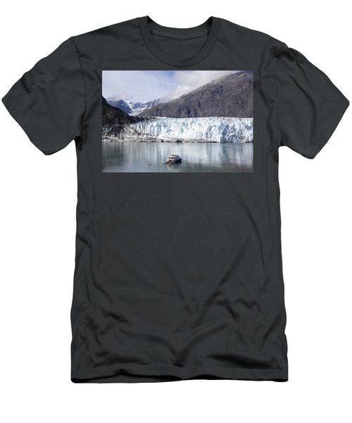Exploring Glacier Bay Men's T-Shirt (Athletic Fit)