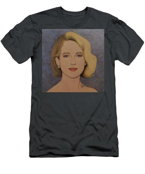 Exquisite - Jennifer Lawrence Men's T-Shirt (Athletic Fit)