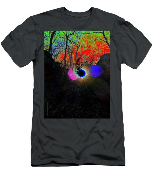 Eye Of Nature Men's T-Shirt (Athletic Fit)