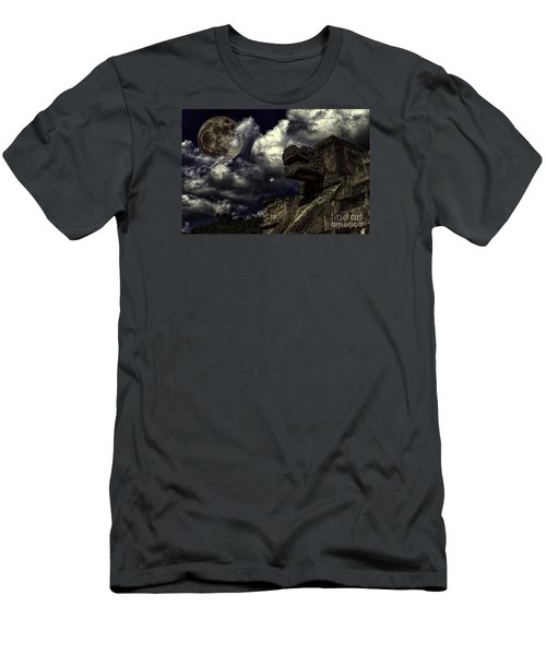 Eye To The Sky Men's T-Shirt (Slim Fit) by Ken Frischkorn