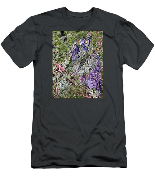 Eyes In The Forest Men's T-Shirt (Athletic Fit)