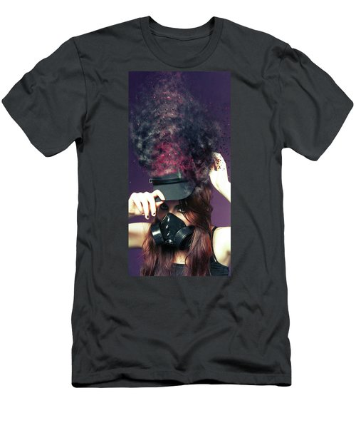 F U M E S  Men's T-Shirt (Athletic Fit)