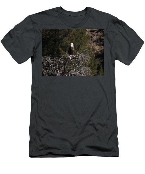 Faabaldeagle010 Men's T-Shirt (Athletic Fit)