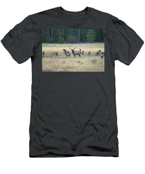 Faabullelk110 Men's T-Shirt (Athletic Fit)