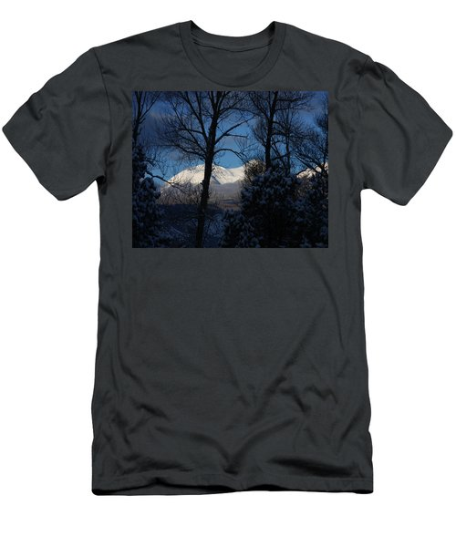 Faawinter001 Men's T-Shirt (Athletic Fit)