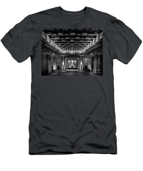 Fabulous Fox Theater Atlanta Egyptian Ballroom Men's T-Shirt (Athletic Fit)
