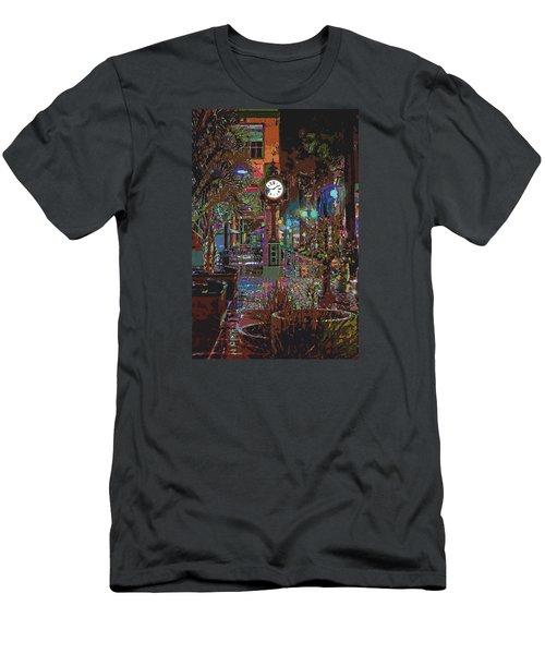 Face Of Color Men's T-Shirt (Athletic Fit)