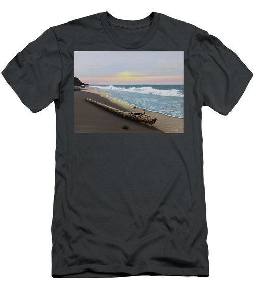 Face To The Morning Men's T-Shirt (Athletic Fit)