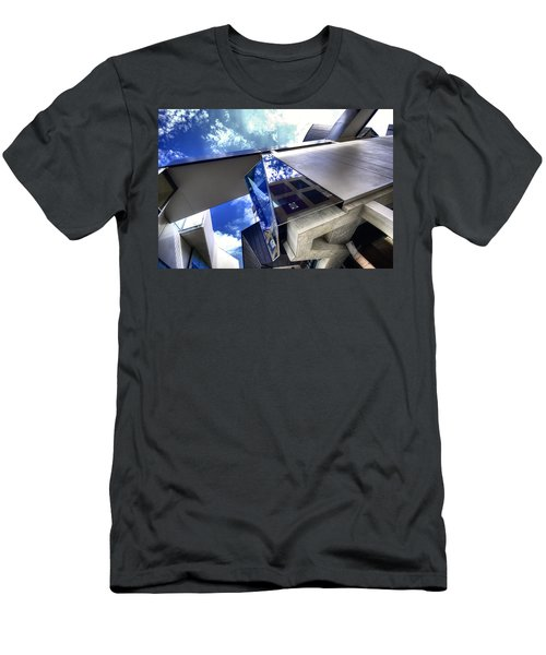 Men's T-Shirt (Slim Fit) featuring the photograph Facetted by Wayne Sherriff