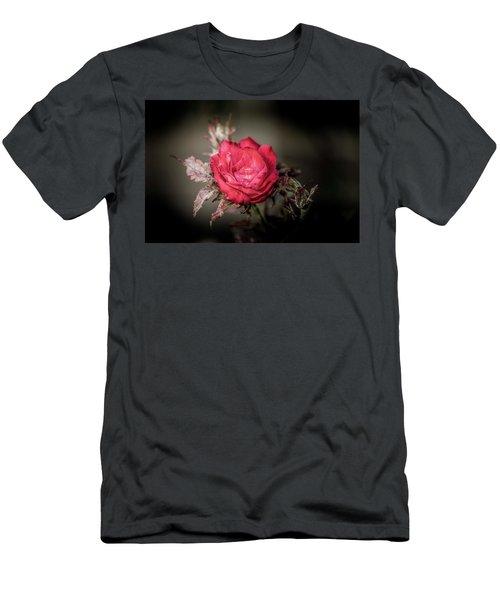 Fading Beauty Men's T-Shirt (Athletic Fit)
