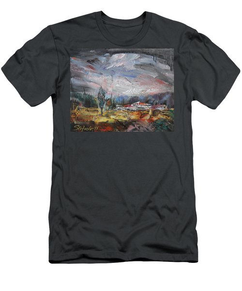Fading Day IIi Men's T-Shirt (Athletic Fit)