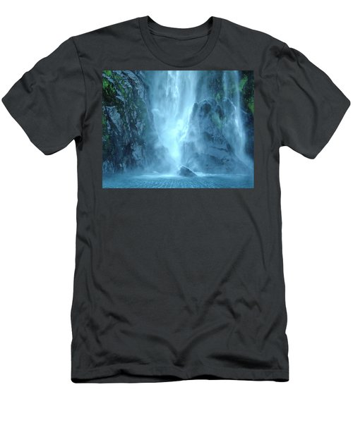 Faerie Falls Men's T-Shirt (Athletic Fit)