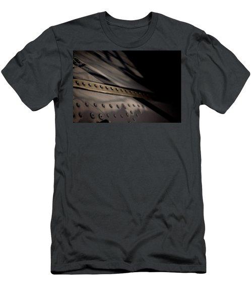 Men's T-Shirt (Slim Fit) featuring the photograph Faiding Away by Paul Job
