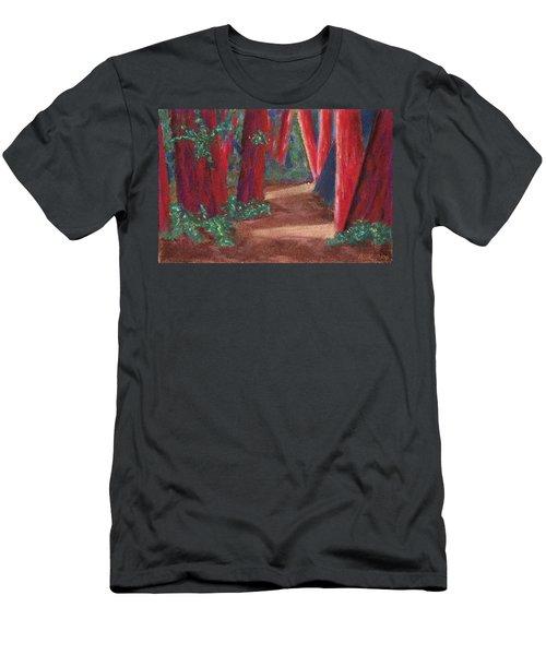 Fairfax Redwoods Men's T-Shirt (Athletic Fit)