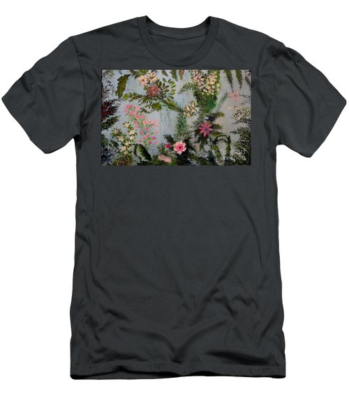 Fairies Garden Men's T-Shirt (Athletic Fit)