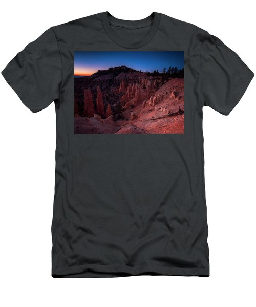 Fairyland Canyon Men's T-Shirt (Athletic Fit)