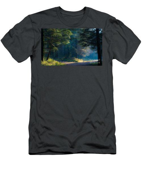 Fairytale Woods Men's T-Shirt (Athletic Fit)