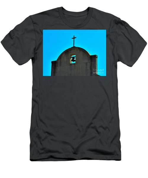 Men's T-Shirt (Slim Fit) featuring the photograph Faith by Ray Shrewsberry
