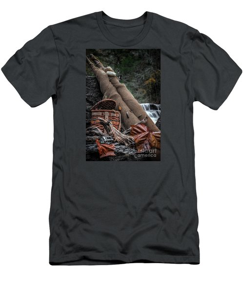 Fall Creation Men's T-Shirt (Athletic Fit)