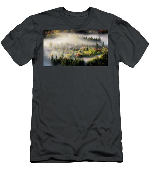 Fall Fog Men's T-Shirt (Athletic Fit)