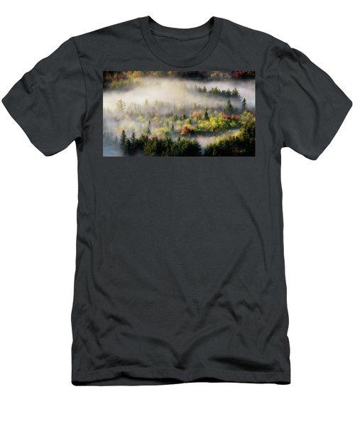 Fall Fog Men's T-Shirt (Athletic Fit)