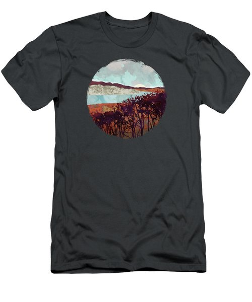 Fall Foliage Men's T-Shirt (Athletic Fit)