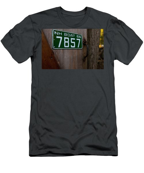 Fall In The Lakes Region Men's T-Shirt (Athletic Fit)
