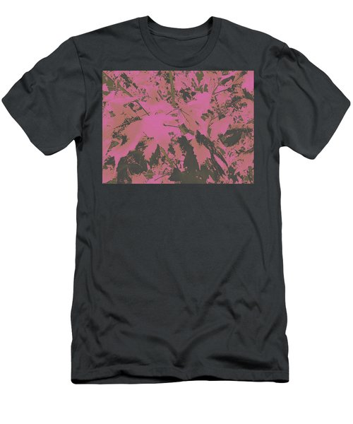 Fall Leaves #6 Men's T-Shirt (Athletic Fit)