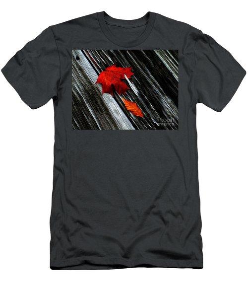 Fallen Men's T-Shirt (Slim Fit) by Elfriede Fulda