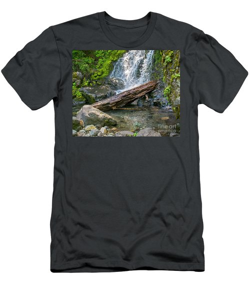Falls Creek 0742 Men's T-Shirt (Athletic Fit)