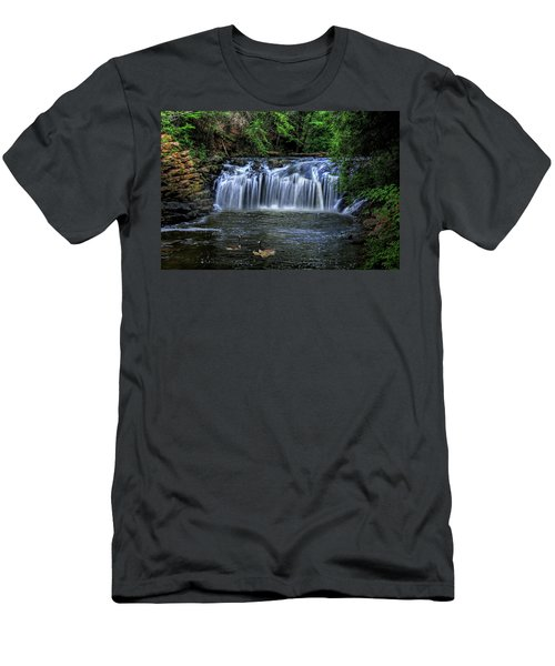 Men's T-Shirt (Slim Fit) featuring the digital art Family Time by Sharon Batdorf