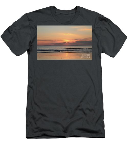 Fanore Sunset 3 Men's T-Shirt (Athletic Fit)