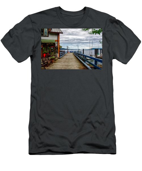 Fantasy Dock Men's T-Shirt (Athletic Fit)