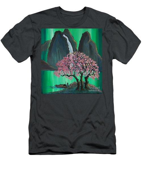 Fantasy Japan Men's T-Shirt (Athletic Fit)