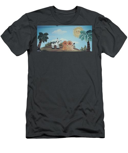 Fantasy Land Men's T-Shirt (Athletic Fit)