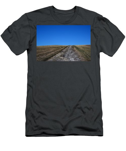 Farm Road - The Berkshires Men's T-Shirt (Athletic Fit)