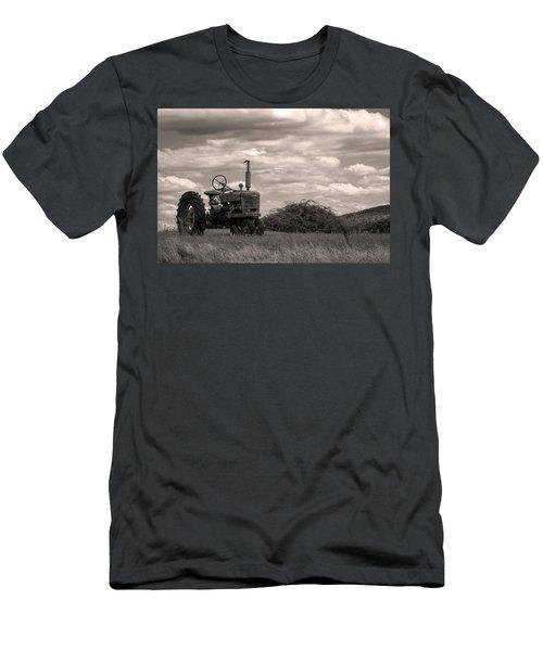 Farmall Men's T-Shirt (Slim Fit) by Michael Friedman