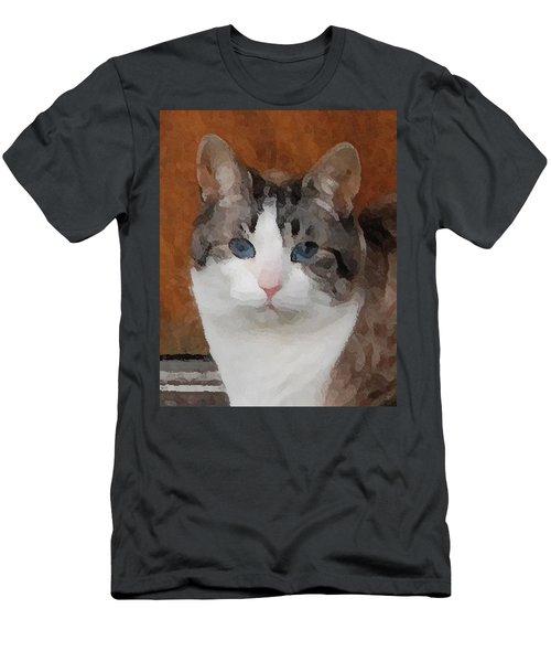 Fat Cats Of Ballard 3 Men's T-Shirt (Athletic Fit)