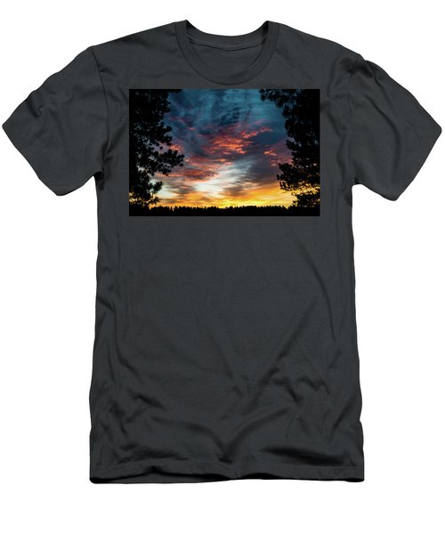 Fearless Awakened Men's T-Shirt (Athletic Fit)