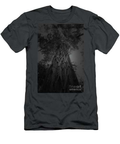 Feathered Bark Men's T-Shirt (Athletic Fit)